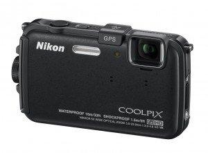 Die Nikon Coolpix AW100