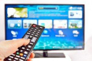 Ein Smart TV